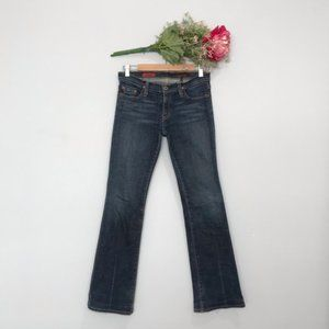 AG | Low Rise Angel Bootcut Jeans SZ 26